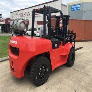 7 Ton Dual Fuel Forklift
