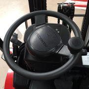 3.5 Ton Dual Fuel Forklift