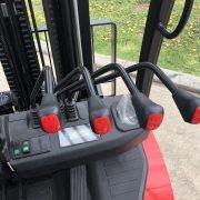 Hangcha 3.5 Ton Dual Fuel Forklift