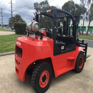 Gm 4.3L Engine 6 Tonne Dual Fuel Forklift