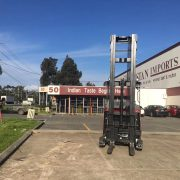 used 1.6 Ton Electric Reach Truck