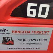 6 Ton Dual Fuel Forklift