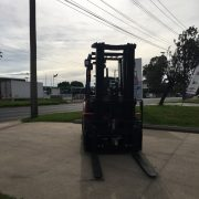 2.5 Ton Dual Fuel X Series Forklift