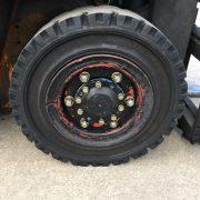 Used Hangcha 2.5 Ton LPG Forklift