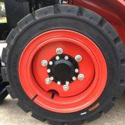 x series 3.5 Ton Dual Fuel Forklift