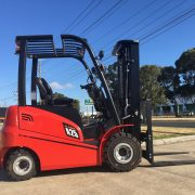 2.5 Ton 4 Wheel Electric Forklift