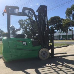1.8 Ton 3 Wheel Li-ion Forklift