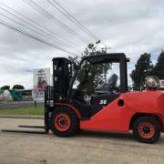 5 Ton Dual Fuel hangcha Forklift