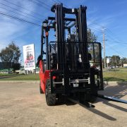 X Series 1.8 dual fuel forklift