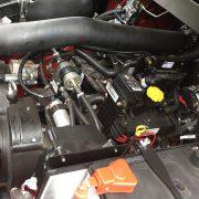 Gm 4.3L Engine 6 Tonne Dual Fuel Forklift