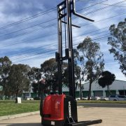 1.4 Ton Pallet Electric Stacker Truck
