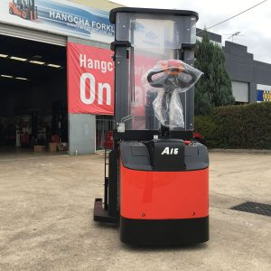 1.6 Ton Electric Stacker with side shift