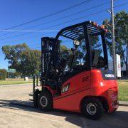 1.8 Tonne Electric Forklift Truck