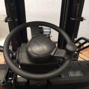 2.5 Ton 2-Wheel Rough Terrain Forklift