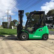 2.5 Ton Li-ion Battery Forklift