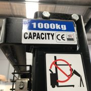 1 Ton Electric Pallet Stacker