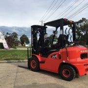 2.5 Ton Dual Fuel X Series Forklift