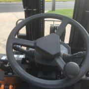 5 Ton R Series Diesel Forklift