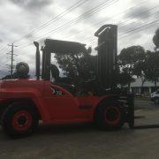 7 Ton X Series Dual Fuel Forklift